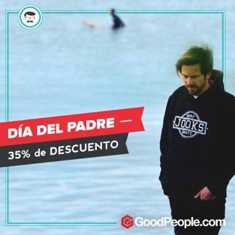Aprovechá nuestro Eshop de GoodPeople.com con descuentos increíbles para el Día del Padre!! ▶️Hace click acá http://bit.ly/1U3Xv9j para ingresar directo! #Jooks #surfshop #skateshop #shop #surf #skate #diadelpadre