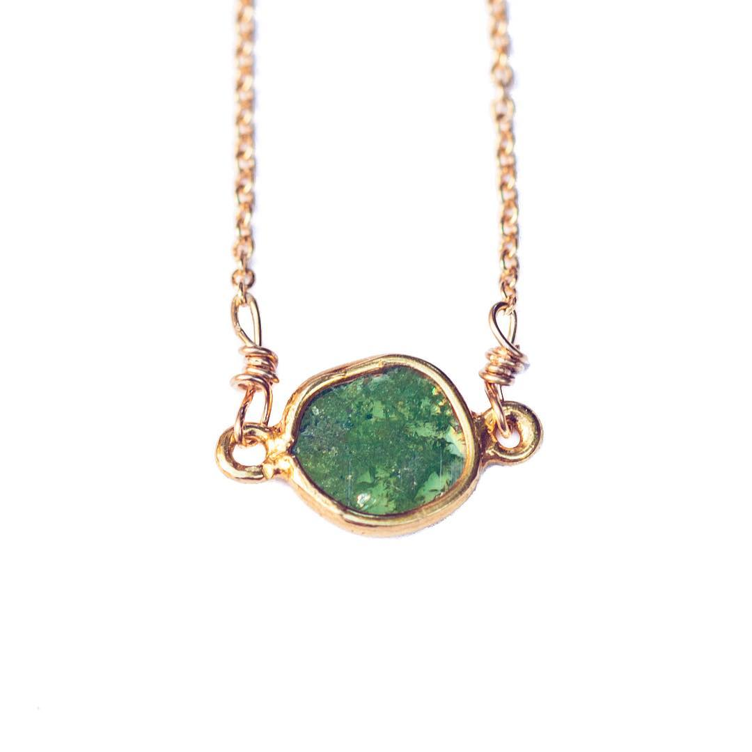 Green Diamond Slice. Color is important, green is a special color to me because it represents a fresh new look on life. Like fresh green grass cut early on a sunny morning. Or green velvet upholstery that brigs a feeling of strength and...