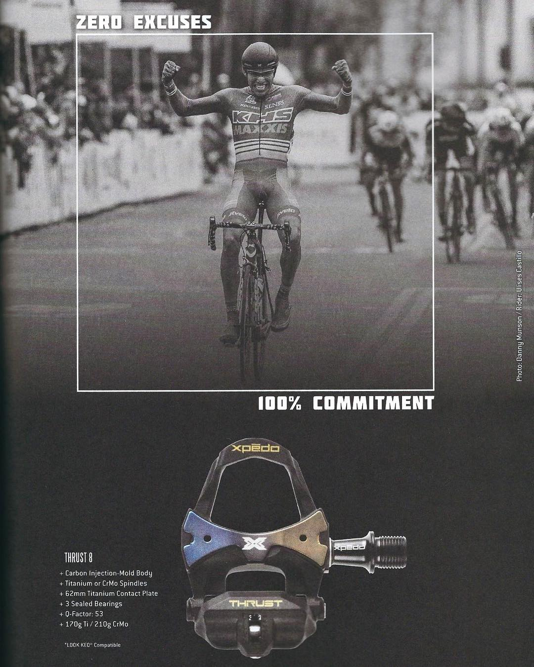 Check out our Tava in @pelotonmagazine July issue with a lovely model from @ipasports #tava