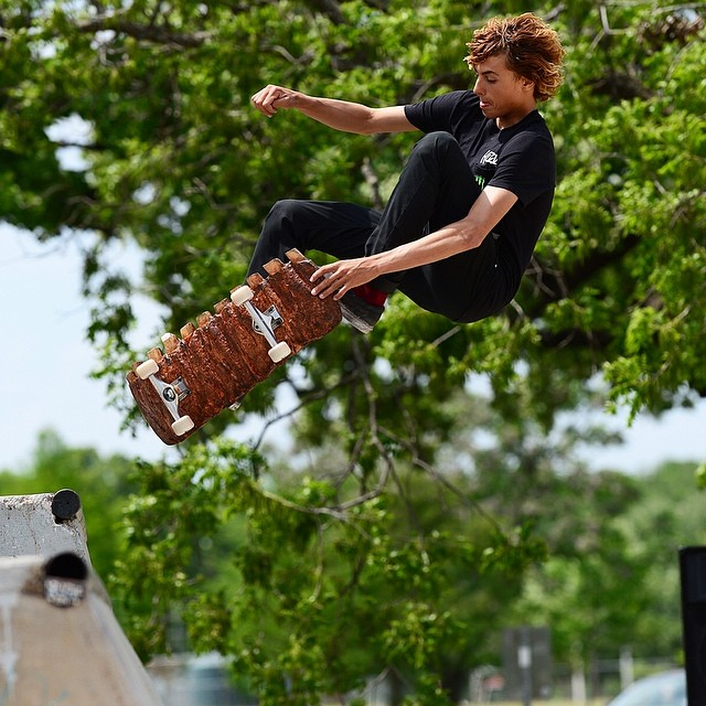 @currencaples getting a taste of the local BBQ. #xgamesaustin