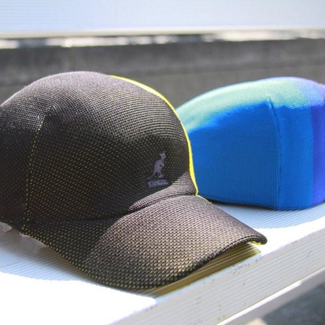Our #summersixteen Split Stripe group #kangol See more at Kangol.com