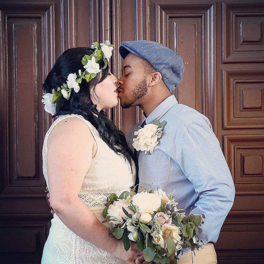Congrats to the happy couple  via @thedailydaren