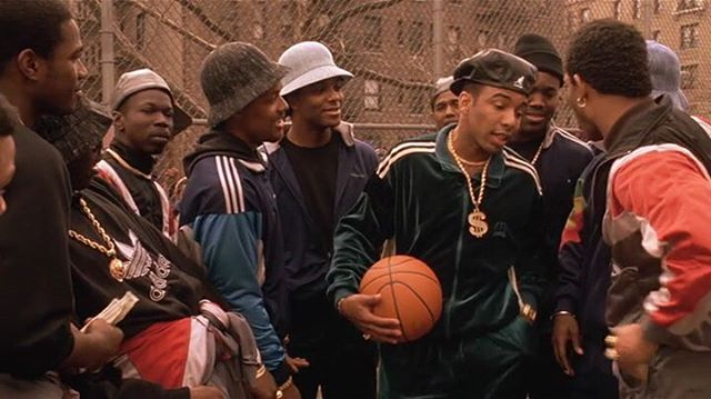 #tbt Gee Money Dropping Knowledge ref: New Jack City ©1991 #kangol #raisedonthestreetsofnewyork