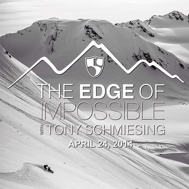 """The Edge of Impossible with Tony Schmiesing"" will be released to the world tomorrow (Thursday, April 24th) 