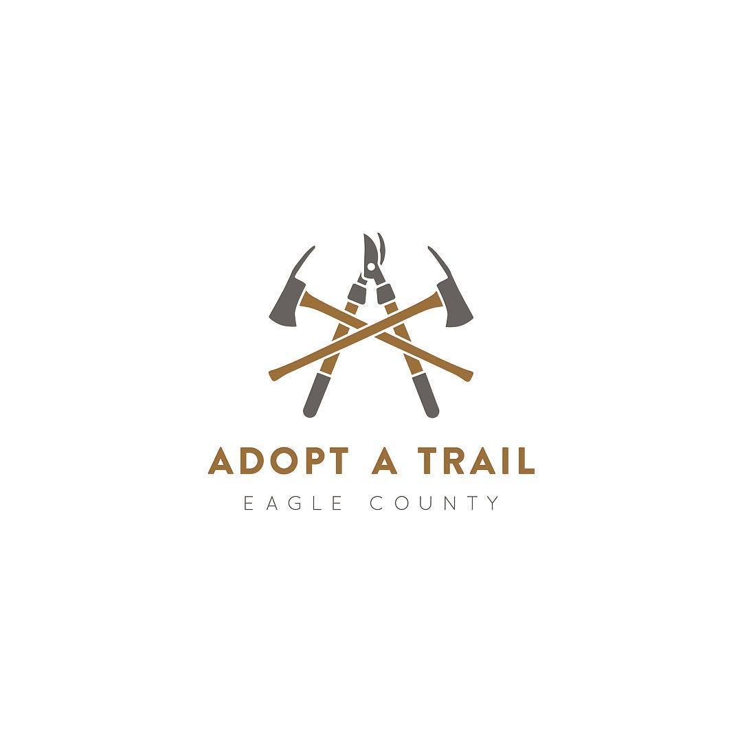 Here is a logo we created for the Vail Valley Mountain Bike Association.  Great people doing great things. #kinddesign #giveback #logo #logodesign #adoptatrail #colorado #liveyourdream