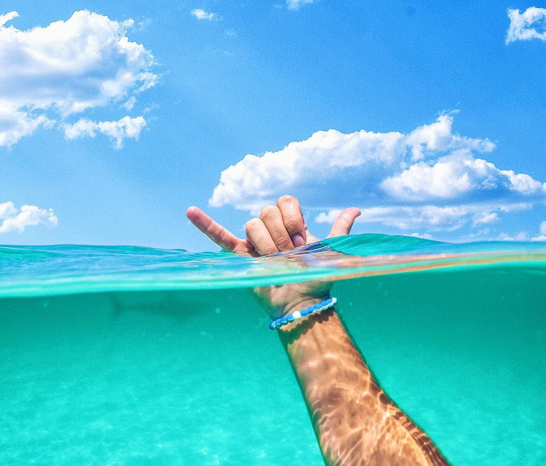 Paint with water colors #livelokai