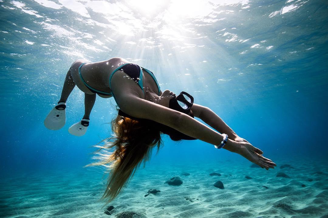 Feel the beauty of the ocean #sharkweek