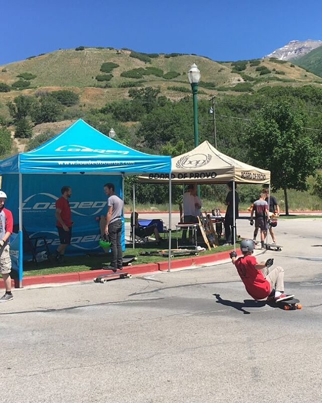 Loaded and Orangatang demo at the Mt. Timpanogos Park in Orem, UT with Rockies rep @mr d rad and @board_of_provo  Come demo gear or get riding tips by #LoadedAmbassador  @rileywirvine and @mr_d_rad!  If you're in the area, connect with Board of Provo...