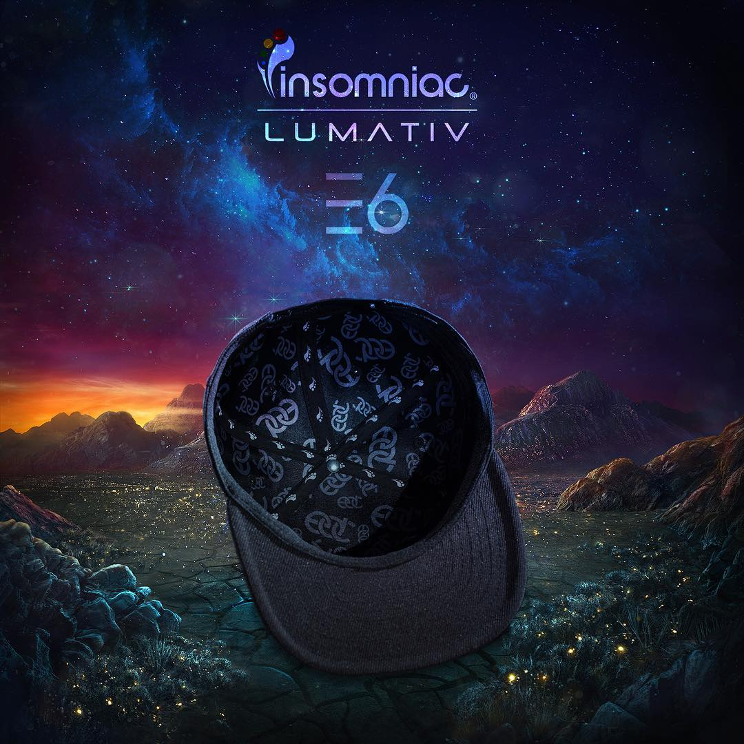 The #E6 model technology integration is seamless! #Lumativ #EDC20 #wearabletech #wearabletechnology #snapback #illuminatedsnapback #nightlife #technology #headwear #accessories