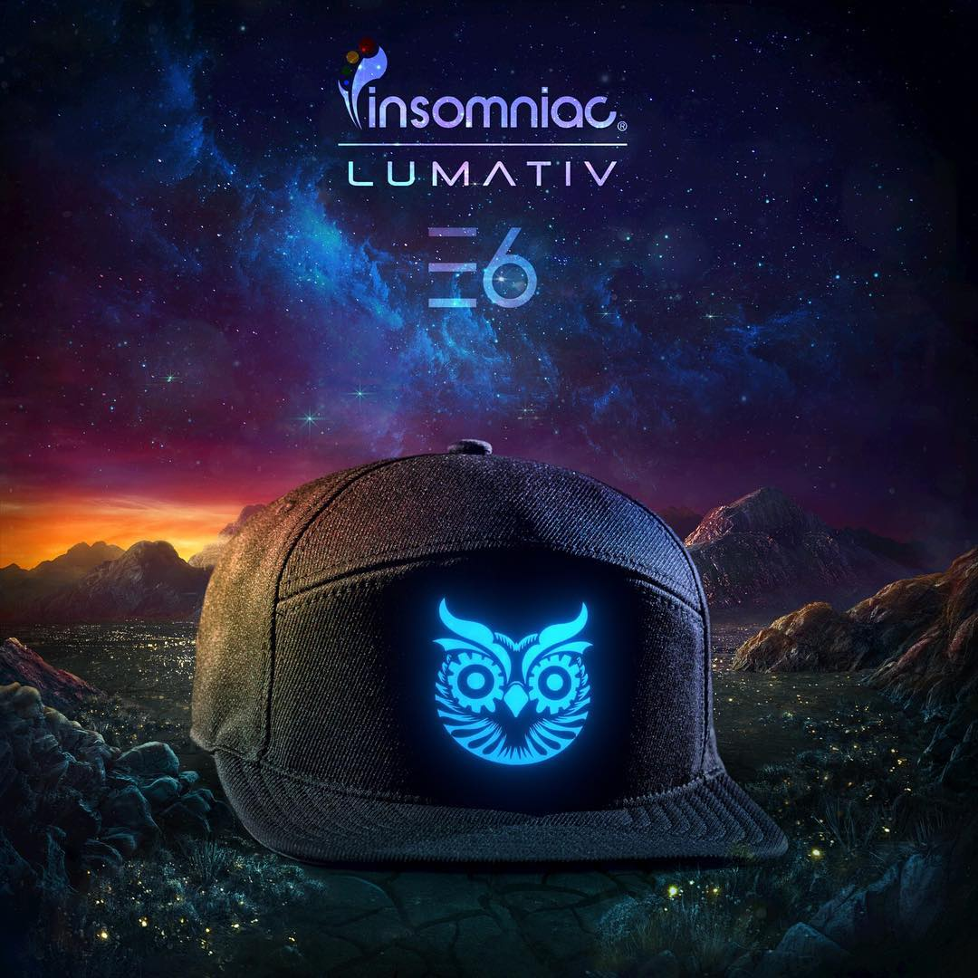 Do you want to know how many Lumativ E6 @edc_lasvegas styles there are? Stay tuned for more! #eventexclusive #EDC20 #kineticFIELD #EDCLV #lumativ #e6 #illuminatedsnapback #snapback