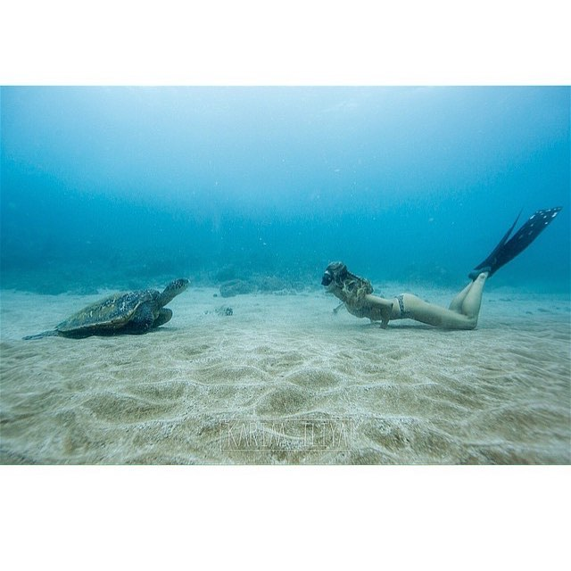 Celebrating #worldoceansday with @marina.daian // #bthechange