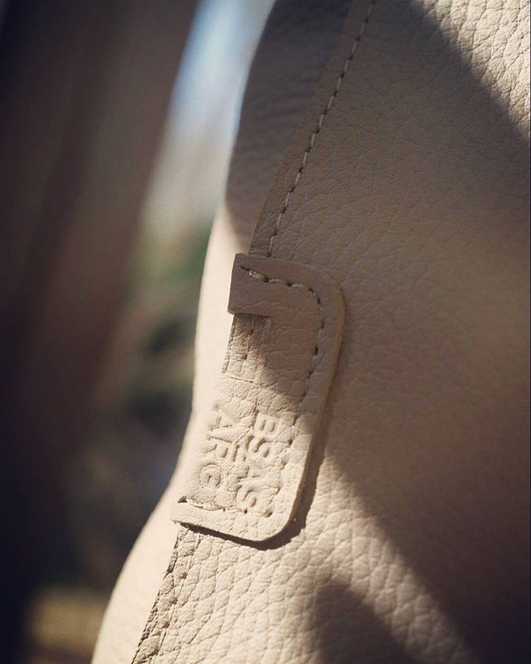 De Buenos Aires al mundo. / From Buenos Aires to the World.  #mambobackpacks #origins #frutoseries #details