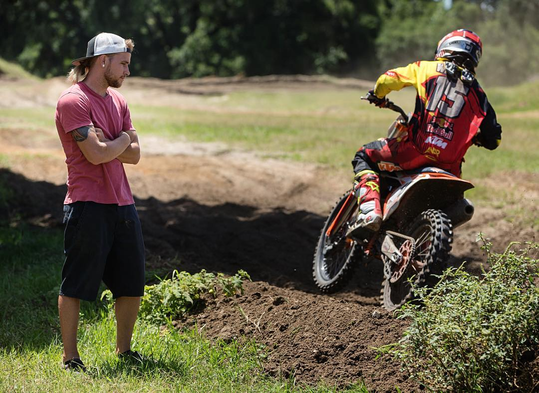 Sick day out at @crtwotwo 's with @deanwilson15 @sarahvanicek and @whatthefett