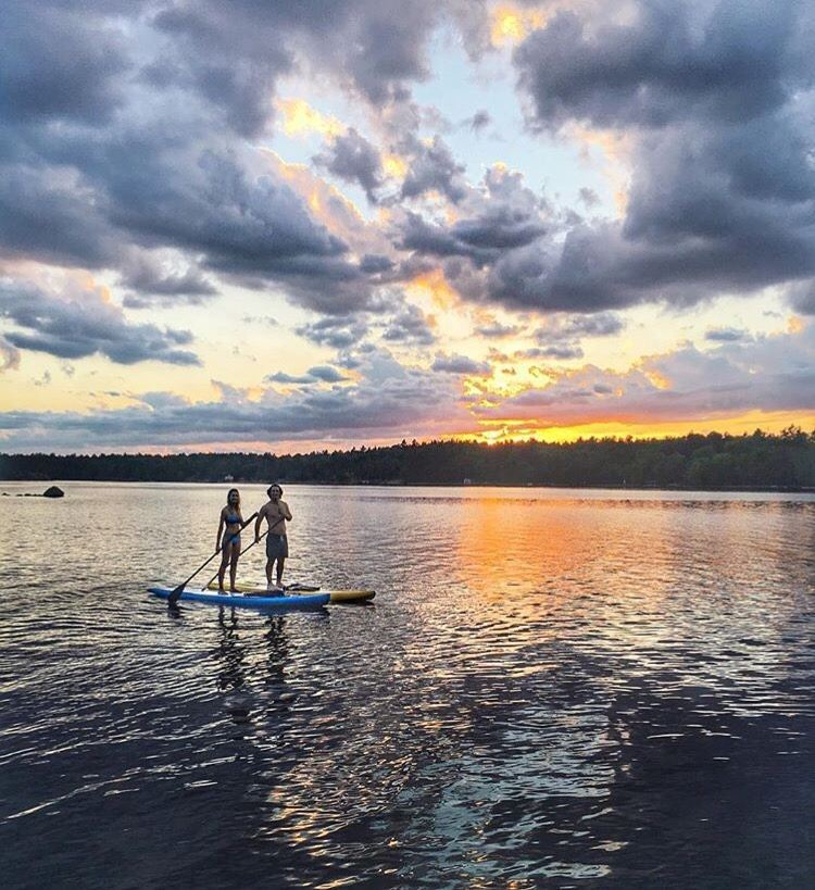#miolagirls… paddle into the weekend