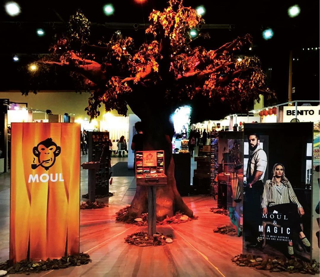 #moul&magic en @feriapurodiseno @moul.kickthecliche  Hasta el 29 te esperamos!
