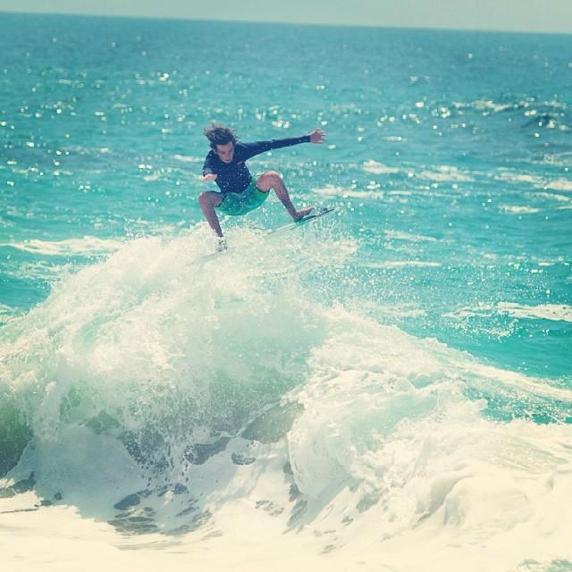 @warrdo hittin' the nug in Laguna || #nectarshades #nectarlife photo: Connor Brashier #doepicshit