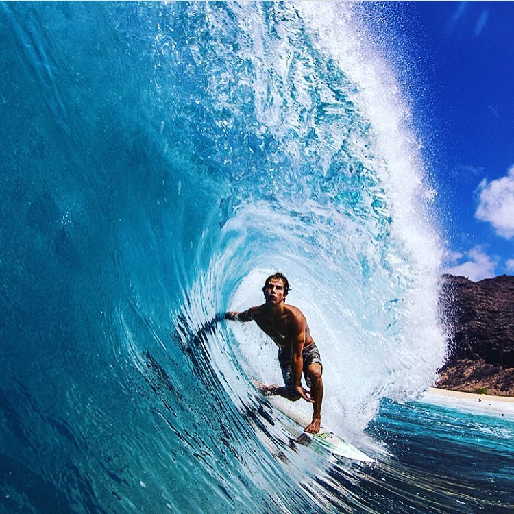 Way deep into Wednesday with Team Rider @sheldoggydoor #inspiredboardshorts