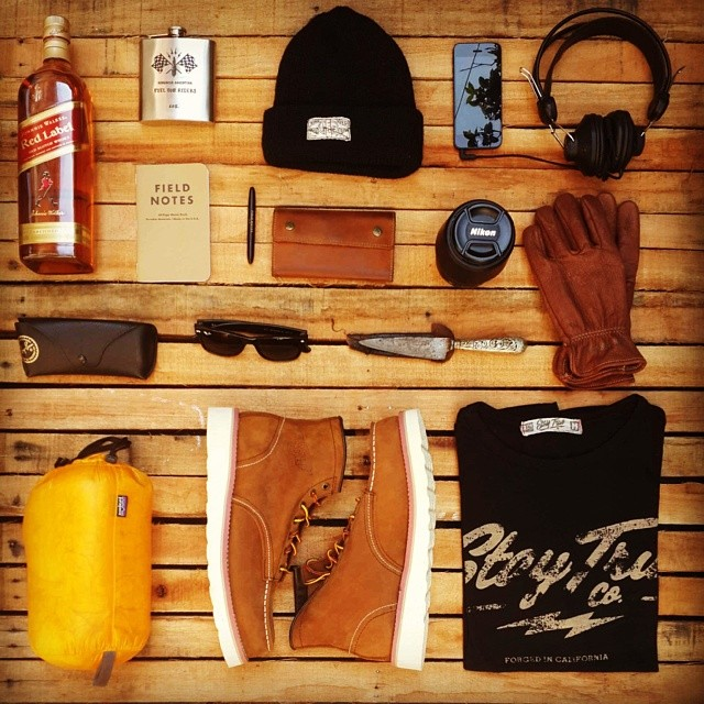 Stay True Life kit #essentials #goodlife #clothing