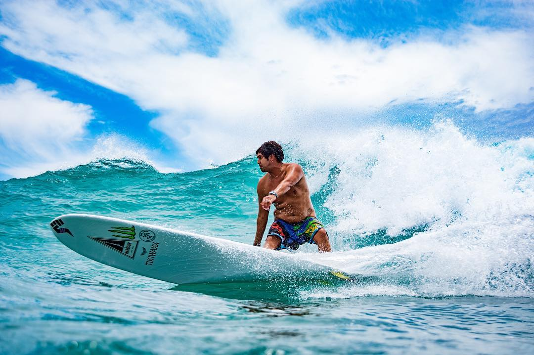 Can't do it without this guy! Big Mahalo to our noRep Team Manager @ezrarod for always making sure things are going smooth! | Photo: @scaryblanket #inspiredboardshorts