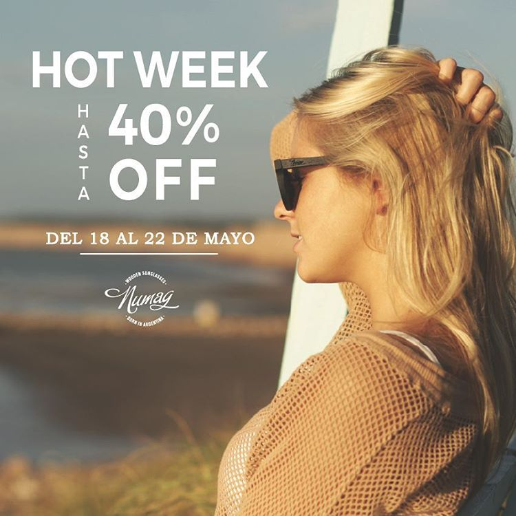 ⚡HOT WEEK⚡ Descuentos hasta 40% OFF