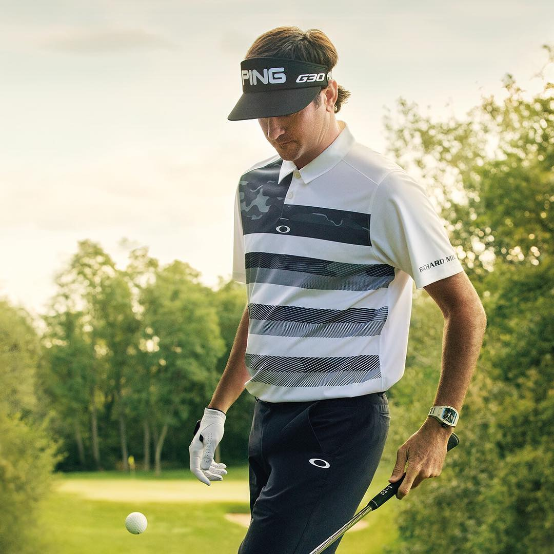 Outfitted for Oakmont. #USOpen