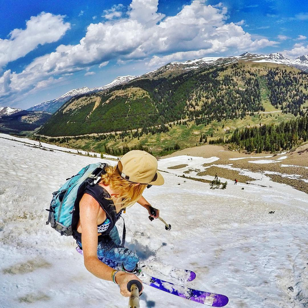 To celebrate the 30th birthday of her good friend Colter Hinchliffe, Panda athlete Katrina DeVore rallied a 3 sport day with a birthday posse yesterday, starting the day on snow, transitioning to rock climbing, and capping off with a little SUP! What a...