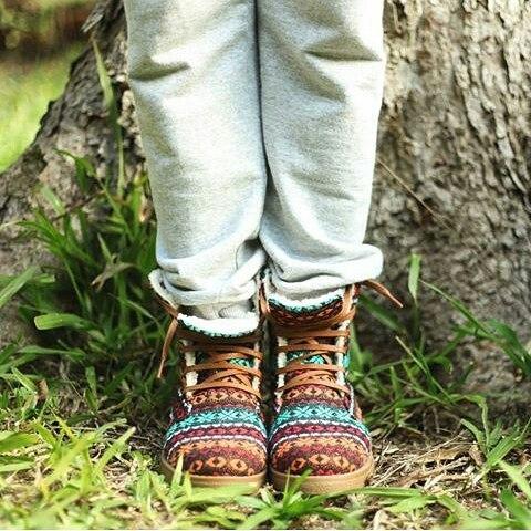 Combatiendo el frío de sábado #mountainboot #perkyshoesar #perkyshoes #shoes #boots #winter #invierno #fall #casual #borcegos