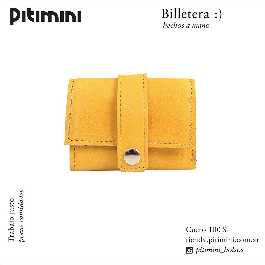 #billetera #porta #dinerillo #hechoamano #Pitimini #diseño #pocascantidades #trabajojusto ph @marudirago