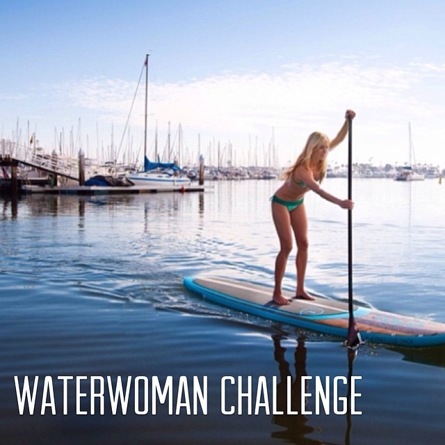 We are excited to announce our first annual Waterwoman Challenge! Starting May 1st we will be posting a photo of some of our favorite waterwoman on IG and Facebook. We want to hear from you all about what being a waterwoman means to you! Tag your...
