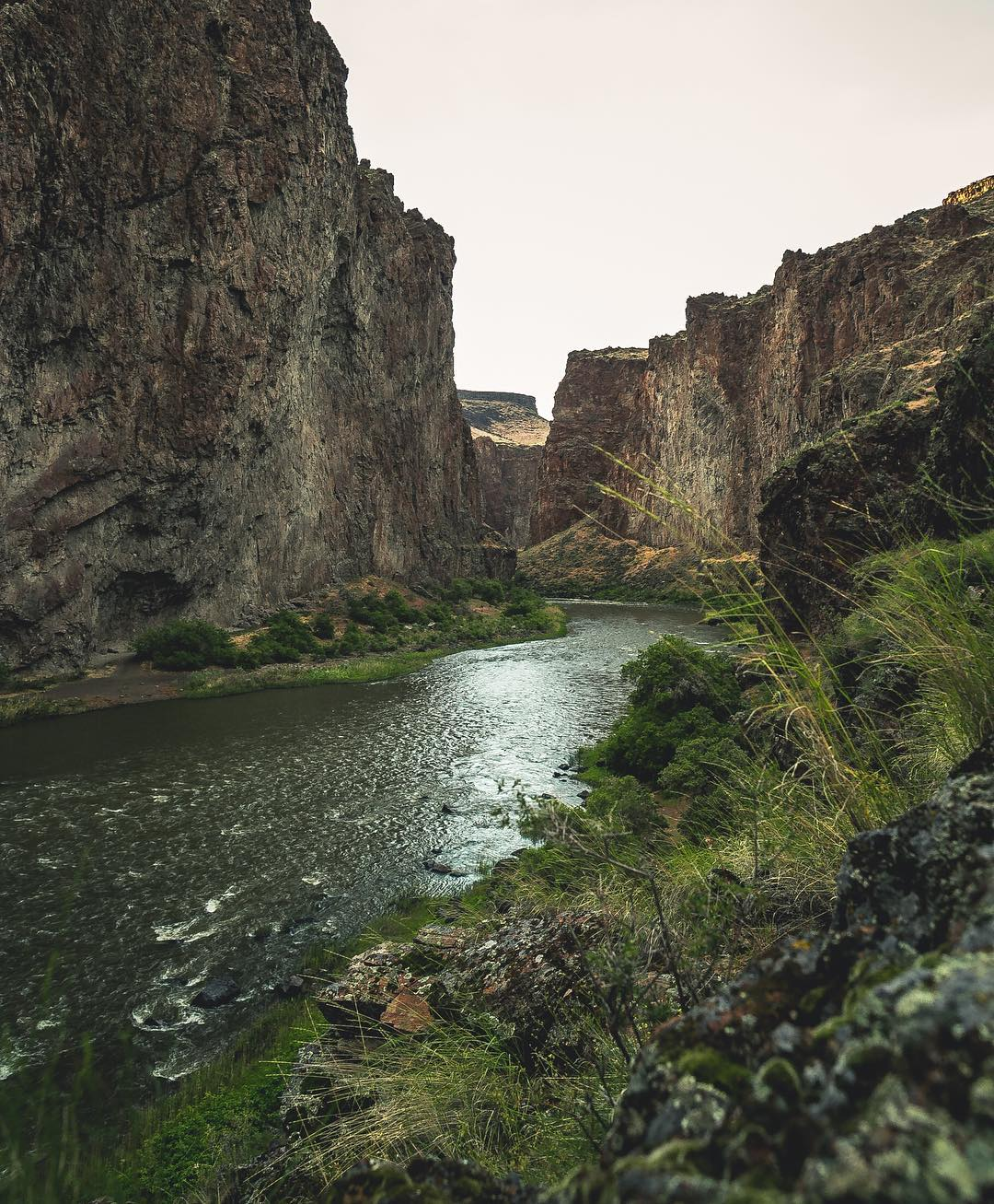 Another shot from #AdventureOutpost by @dustykleiner  The Owyhee River (from the older spelling of Hawaii) was named for three Hawaiian trappers who were sent to explore the uncharted river. They failed to return to the rendezvous near the Boise River...