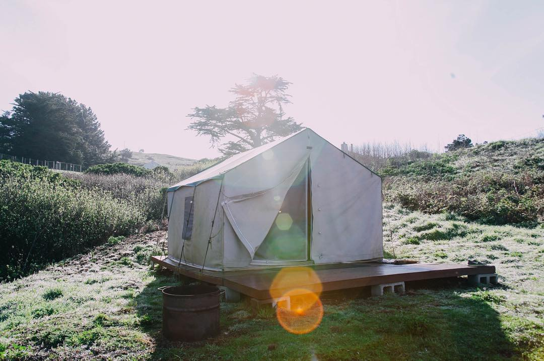 Chanslor Ranch, Bodega Bay, CA  #ProofFrontierProject by @charityvictoria is now on @stellerstories & iwantproof.com - get inspired for camping this 4th of July
