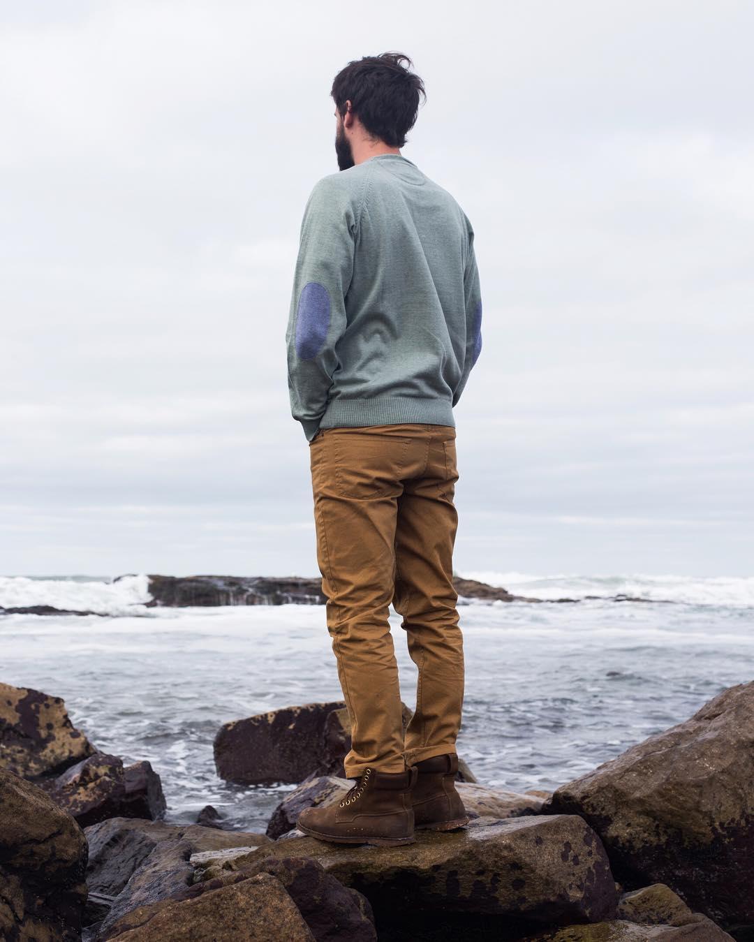 Armamos el #ComboQA para tu papá: Pantalón 5 bolsillos 20%OFF y sweater Oliver 15%OFF... Para que quedes doblemente bien