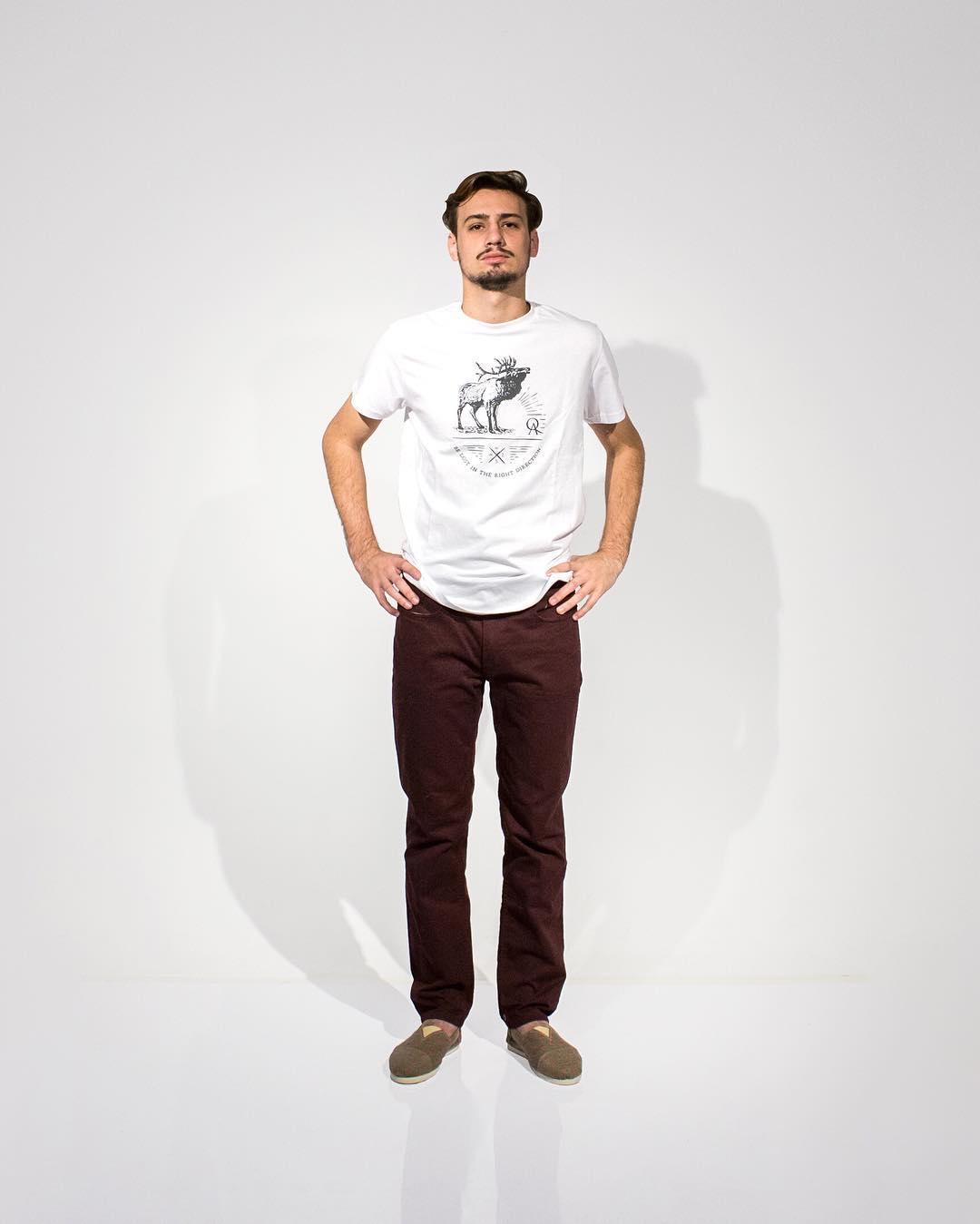 Remera Alce + Pantalón 5 Bolsillos  Conseguí el producto QA que combine con tu pasión.