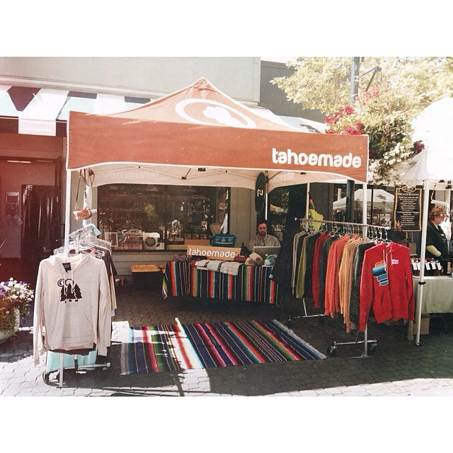 'Jack Of All Trades ~ 04.12.14' It's that time of year again. Get out here Oakland! #tahoemade #jacklondonsquare #streetside