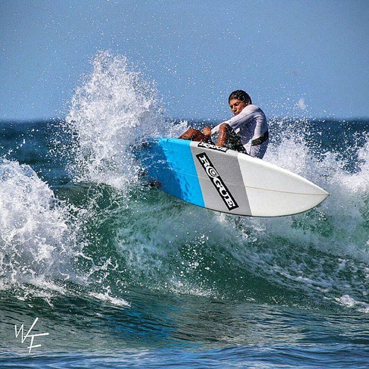 Slashing into the weekend!  Get out there and have some fun.  Good luck @fernandostalla at tomorrow's @pierpaddle event in Santa Monica.