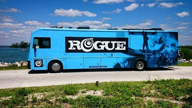 It's time for a RogueTrip!  Wishing everyone a fun and safe Memorial weekend, wherever your paddling travels might take you.  #roguetrip #bluebeast #sup #playhardpaddleharder #FreeFromAll