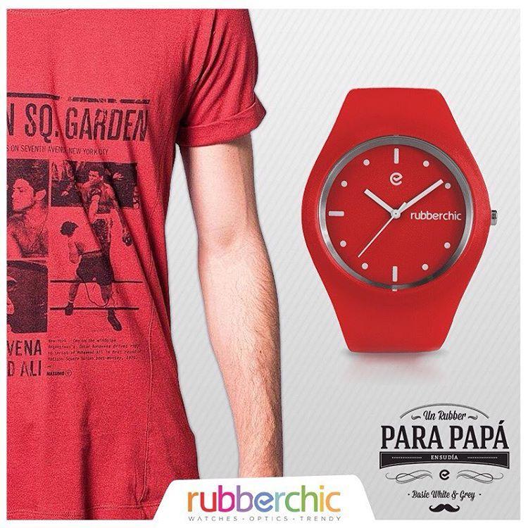 """¡Te ayudamos a elegir el mejor Rubber para Papa! - Si tu papá es """"Canchero"""", comprale un Sense Red.  #UnRubberParaPapá #Sense #Red"""
