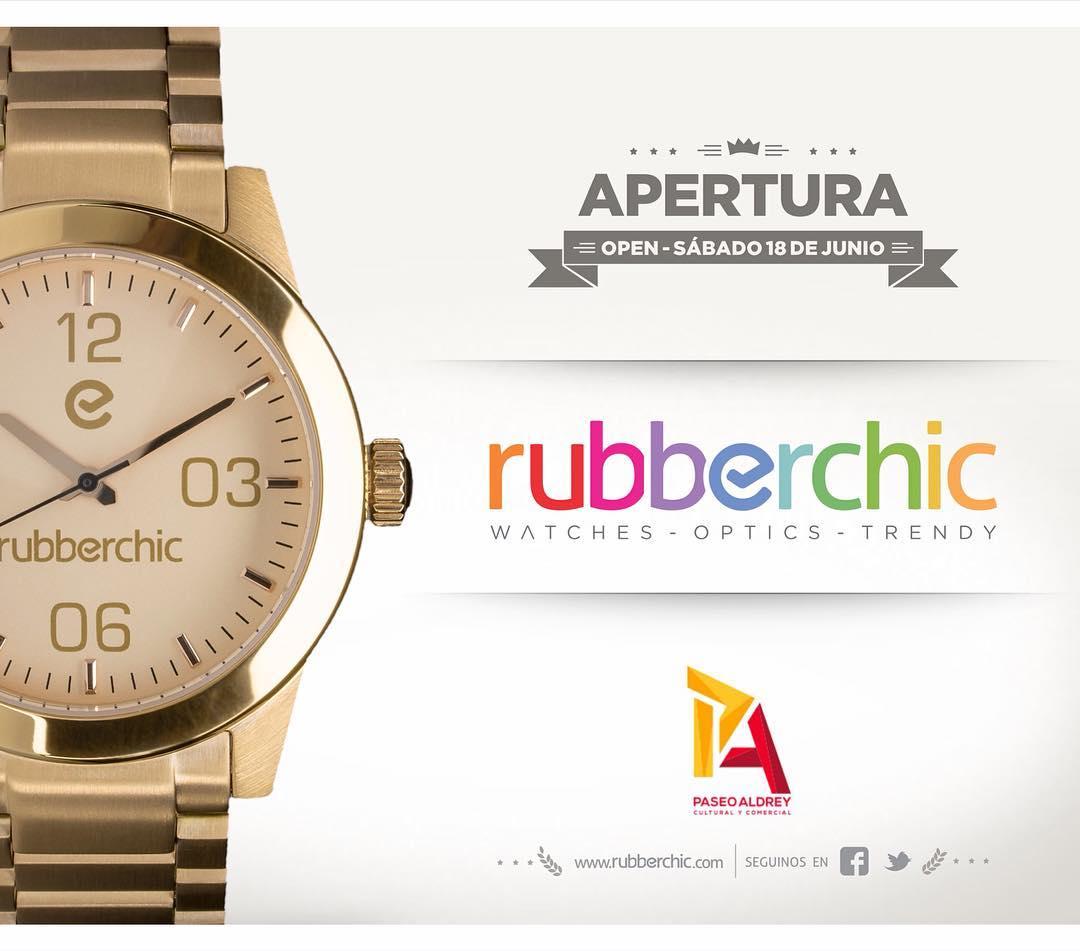 IT´S RUBBER TIME Paseo Aldrey - Mar del Plata! Nuevo RubberStore!  A partir del 18 de Junio en Paseo Aldrey.