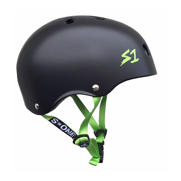 S1 Lifer Helmet ... Great fit ... ASTM certified (multiple impact) and CPSC certified (high impact) ...And we batch test every production run so we know quality and impact certifications are on point . The S1 Lifer Helmet is constructed with EPS Fusion...