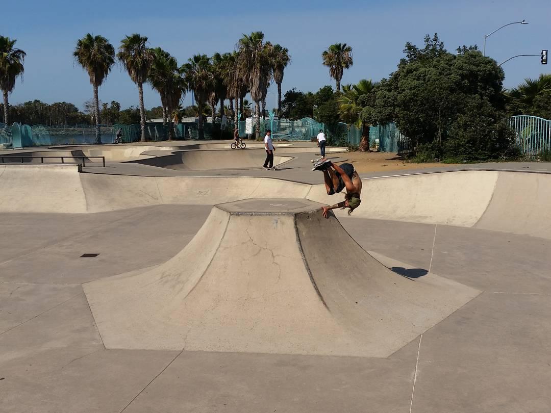 San Diego con @sturtzskate ♨