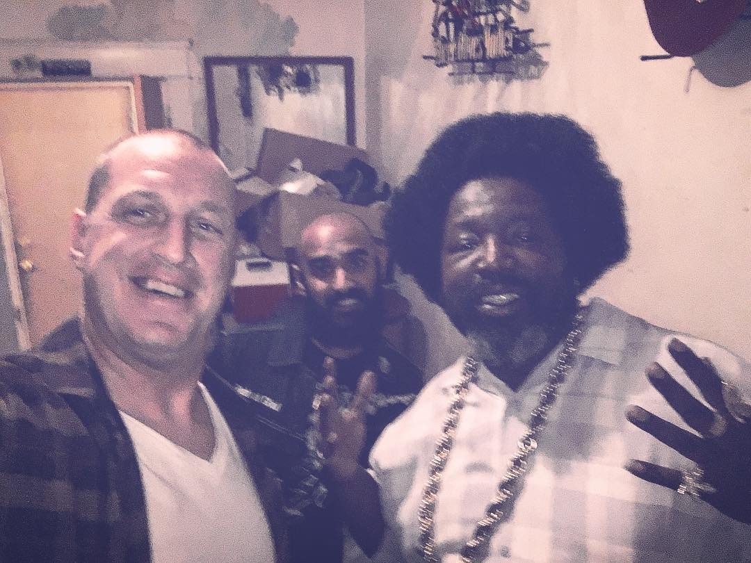 @Afroman killing it in #Reno