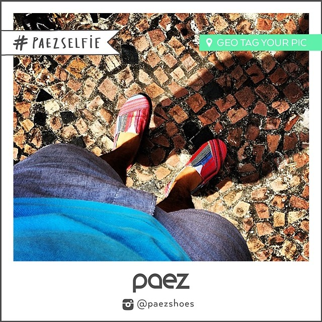 Where are you jumpin' from? Take a #PaezSelfie and #GeoTag your pic ➠ Become a #DreamJumper Photo: @tiagopbr #WeCommunity #Paez #PaezShoes #dreamjumpers