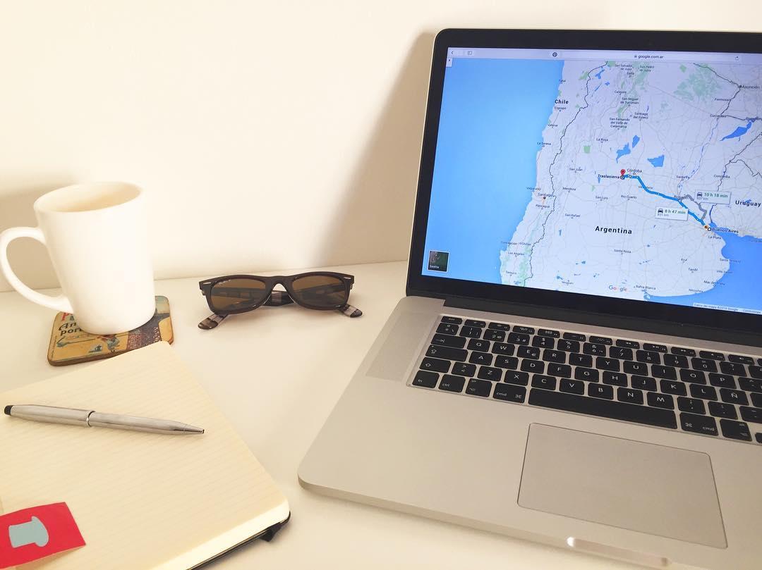 Escribamos historias de Viaje.