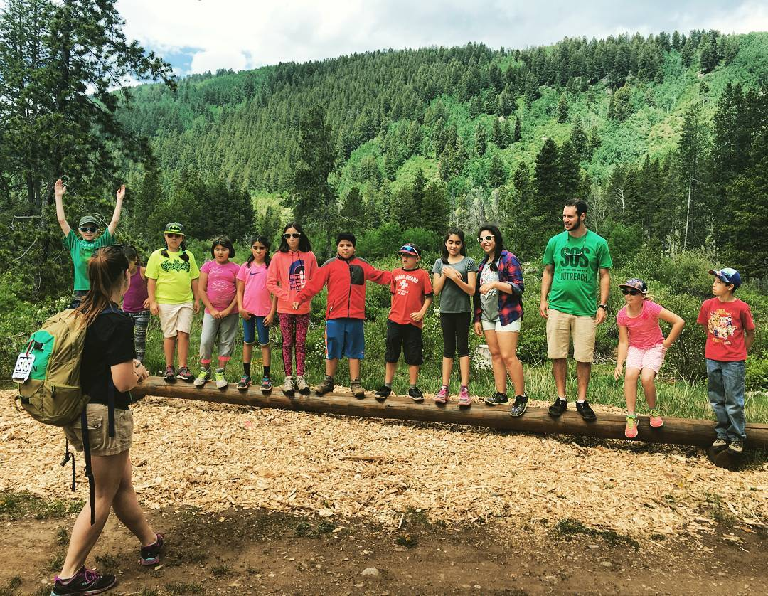 First day of #Colorado #summer programs starts today! Props to #NCCC @nationalservice for getting our teams course up and running