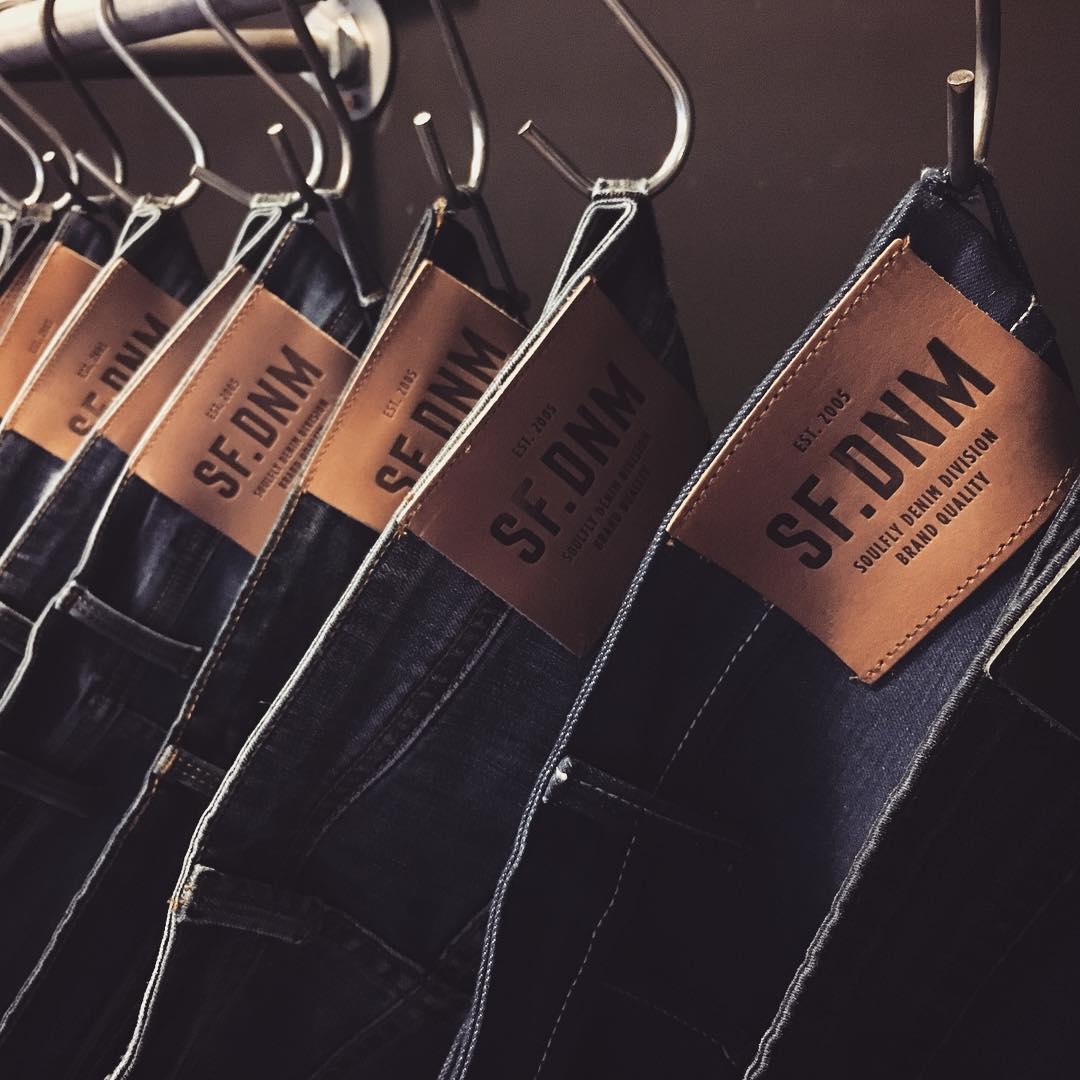 Sf. Denim division! Vení a buscar un Jean que vaya con vos!