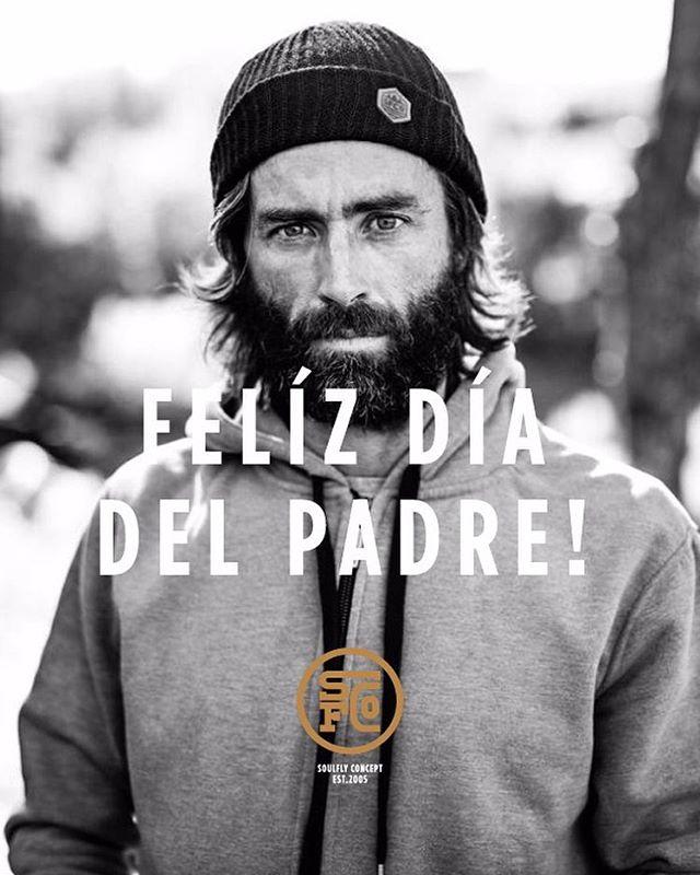 Feliz día a todos los padres ! Te esperamos de 14 a 20 en Gorriti 4786, Palermo, con un 50% OFF en la segunda unidad ! #SoulflyConcept #SoulflyDenim #DiadelPadre #Palermo