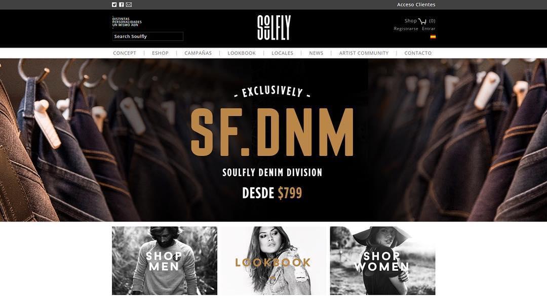 Ya podes visitar nuestra Tienda online y realizar tus pedidos por el Eshop! www.soulflyconcept.com #SoulflyConcept #Eshop #Tiendaonline #SoulflyDenim