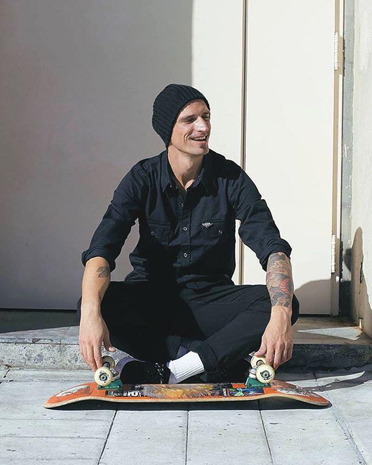 Skate in Black