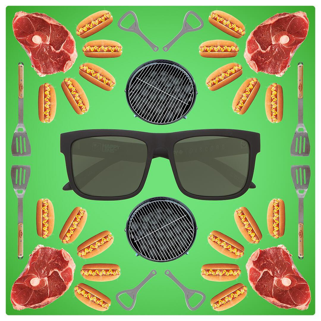 #TGIF and the next giveaway is hot off the grill! Tell us your favorite summer activity for a chance at a free pair of shades. #seehappysummer . . Hashtag #seehappysummer on your photos all week for a chance at the grand prize announced on...