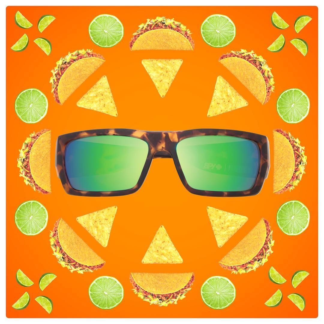 It's #TacoTuesday and the next day of #seehappysummer! Tag 3 friends you want to taco 'bout winning brand new sunglasses with. (Winner picked at the end of the day.) . . Hashtag #seehappysummer on your photos any day this week for a chance at the final...